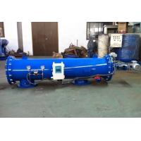 Quality DFX Automatic Self-cleaning Water Filter 25 - 3000um , CS + Coating Housing wholesale