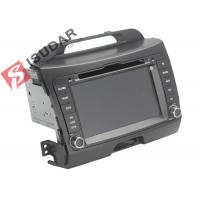 Cheap Kia Sportage 2010 Dvd Gps Car Audio With Navigation And Bluetooth 3G DVR TPMS for sale