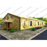 Quality Colorful Painting Decoration Event Tents PVC Cover For Outdoor Hajj wholesale