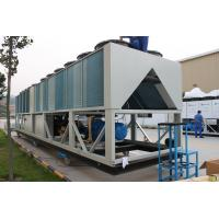 Quality R134a 226.3kw  Environmently Air Cooled Screw Chiller wholesale