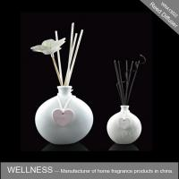 Quality White Ceramic Scent Diffuser Personalised Shape For Wedding / Party / Gift wholesale