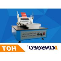 Quality 220V 50Hz 120W Printing Coating Testing Machines With Micrometer Control with Weight 26KG wholesale