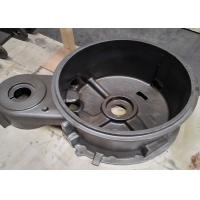 Quality OEM Service Available Resin Sand Casting Housing For Excavator wholesale