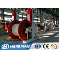 Quality Argon Arc Welding Pipe And Corrugation Cable Production Line For Fire Retardant Cable wholesale