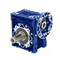 Quality Right Angle NMRV Worm Gearbox Speed Reducer With Electric Motor wholesale