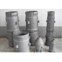 Buy cheap Reaction Bonded SiC inner flame tubes for self recuperative burners from wholesalers