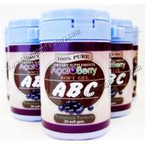 Quality ABC Acai Berry Slimming Capsule wholesale