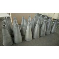 Quality Anti wear silicon carbide SISIC / SiC ceramic conical liner for mining cyclone wholesale