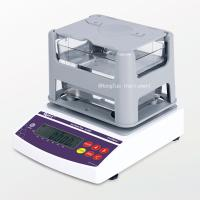 China Precision Solid Density Meter Instrument / Density Testing Apparatus For Rock And Mineral on sale