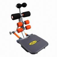 Quality Sit-up exerciser equipment, made of steel and foam wholesale