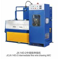 China CCA/Al-Mg Alloy wire drawing machine on sale