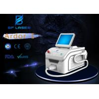 808nm Diode Laser Hair Removal Machine For Salons , Unwanted Hair Removal Machine