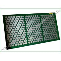Quality Replacement Brandt Shaker Screens , Shale Shaker Screen for Brandt  King Cobra Shaker wholesale