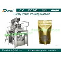 Quality Full Automatic Automatic Pouch Packing Machine , chocolate coffee packing machine wholesale