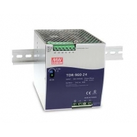 China TDR-960-24 TDR-960-48 960W 63Hz Enclosed Switching Power Supply on sale