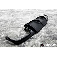 Quality Mercedes C63 AMG Carbon fiber A Style Carbon fiber Rear Diffuser 2008~2010 wholesale