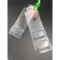 Quality Decorative plastic blister packaging PVC material with hanger wholesale