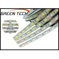 Quality SMD3528 Dimmable LED Flexible Strip Lights IP67 Waterproof 240leds/m wholesale