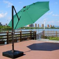 Buy cheap 3 M Green Crane Outdoor Garden Patio Umbrella 600 D Oxford Polyester Fabric And from wholesalers