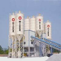 China QGM Ready Mixed Concrete Batching Plant on sale