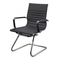 Buy cheap Recycled Office Seating Chairs Furniture Office Chair No Wheels Tilt Mechanism product
