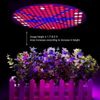 Quality 50W UFO Hydroponics LED Grow Light Bulb For Indoor Plants , 120 Degree Angle wholesale