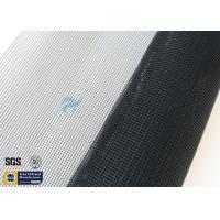 Quality 4X4MM Teflon PTFE Coated Fiberglass Mesh Fabric Conveyor Belt 450GSM 2.2M wholesale