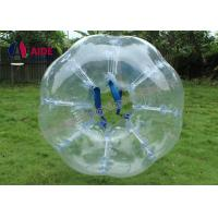 Quality Inflatable Soccer Ball Life Size Bubble Suit Giant Blow Up Ball You Can Get Inside wholesale