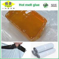 Quality High Temperature Hot Melt Adhesive For Courier Bag / Express Bag Bonding wholesale