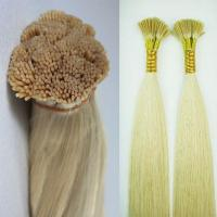 China i tip 100% virgin indian remy hair extensions on sale
