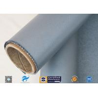 Quality Exchanger 1050gsm Silicone Coated Fiberglass Cloth For Insulation Jacket wholesale
