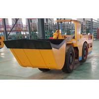 Quality 0.6m3 Load Haul Dump Machine for Small Scale Underground Mining Projects wholesale