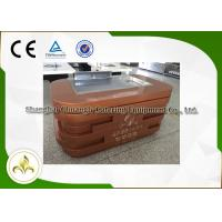 Quality Mobile Teppanyaki Grill Portable Hibachi Table Electromagnetic Induction Heating wholesale