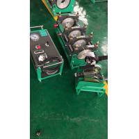 China Butt Fusion Machine for Materials HDPE, PP, PVDF Diameter Range 63 to 160 mm Power Supply 120 to 230 V Single Phase on sale