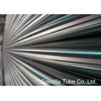 Quality DIN 11850 Polished Stainless Steel Tubing Hygienic Pipe 28X1.5X6000 MM wholesale