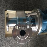 Quality Stainless Steel Sanitary Negative pressure Pump and self-priming Pump with ABB motor 380V 50HZ 1.5KW wholesale
