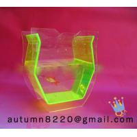 Quality Clear acrylic fish bowls wholesale