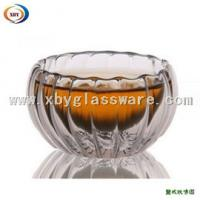 China Borosilicate glass double walled glass coffee cup on sale