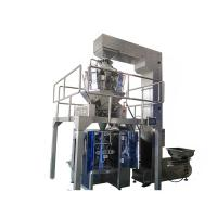 Quality multihead weigher VFFS cookies/snack/chips/nut packaging machine,snack/cookies/crisps packing machine wholesale