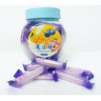 Quality Blueberry Flavor Healthy Hard Candy / Magic Stick Sweet 4g * 70pcs * 30bottles wholesale