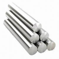 Quality 347 Stainless Steel Rods/Bars, Containing 18% Chromium and Nickel 11%, ASTM-certified wholesale