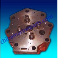 Quality China Diesel parts Marine Diesel Generators Spare Engines Parts Cylinder head wholesale