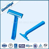 Quality Twin Blade Medical Razor Disposable With Ergonomically Designed Handle wholesale