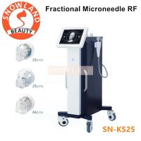 Quality Popular cheap price quick delivery fractional rf,rf fractional micro needle,fractional rf microneedle machine wholesale