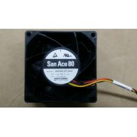 Quality 12V 3.4A Square Motor Cooling Fan EP 101624P SAN ACE 80 9HV0812P1G001 wholesale