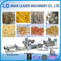 Quality Shrimp cracker / screw / shell /  Pellet Extruding and  Frying Food Process Line wholesale