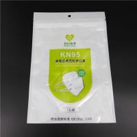 China The factory produces plastic bag for KN95 Faceshield/Plastic packaging bag for medical Gloves on sale