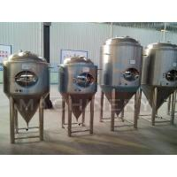 Quality Stainless Steel Wine Fermentation Tank, Conical Fermenter 10 Bbl Fermentation Tank For Beer Brewing wholesale