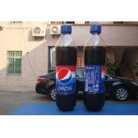 China Replicate PVC Inflatable Bottles Pepsi Cola Bottle For Trade Show on sale