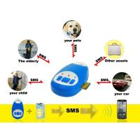 Quality TL201 Mini GPS Tracker W/ Microphone & Speaker for 2-Way talk & Google Map Online Tracking wholesale
